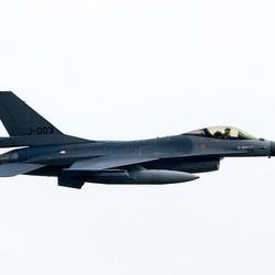 F16 Air  #VolkelindeWolken