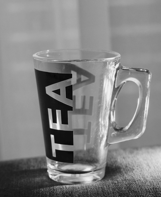 Tea....
