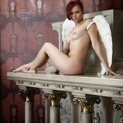 angel in church 610