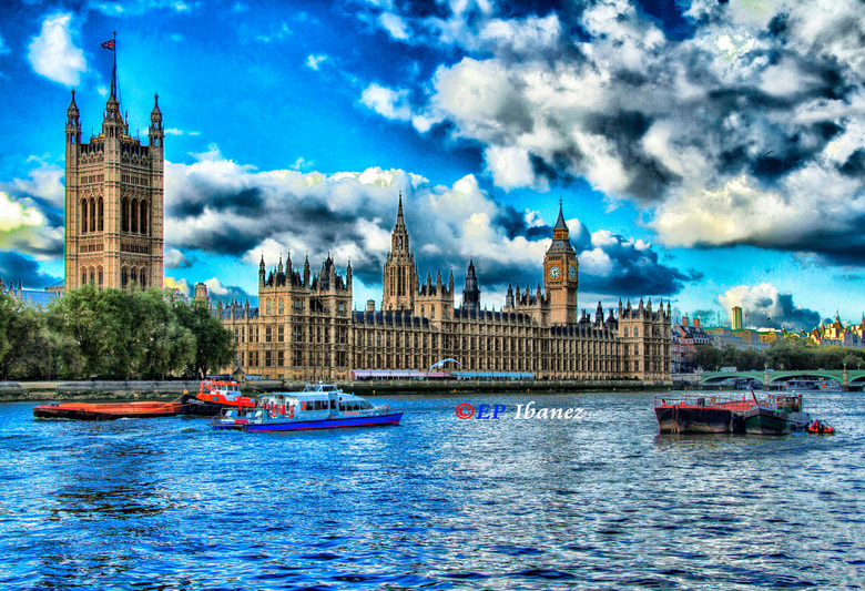 Parliament - The parliament London UK.