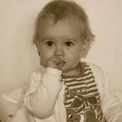onze kleindochter