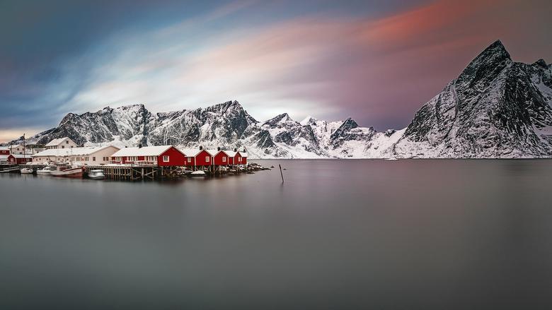 Rorbuer - Visserhuizen , lofoten