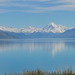 Mount Cook II