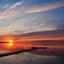 sunset sweden