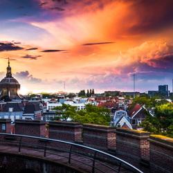 Skyline Leiden