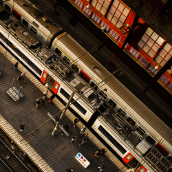 Centraal station Antwerpen.