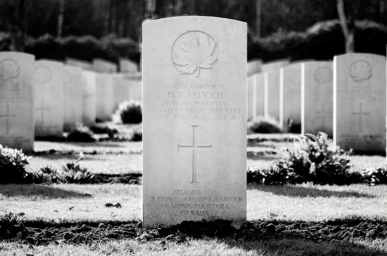 Canadian War Cemetery - 3 -