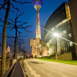 Tv-toren Düsseldorf