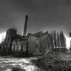 Das Baumwollspinnerei, Duitsland.