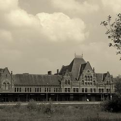 Station van Essen.
