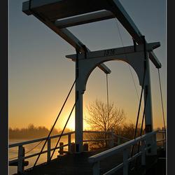 Fietsbruggetje