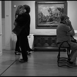 Waar ben jij ?..In een Museum !...wat toevallig ik ook..in welk Museum ?