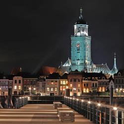 Libuinuskerk Deventer avond