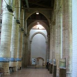 Loopgang Grote Kerk te Veere