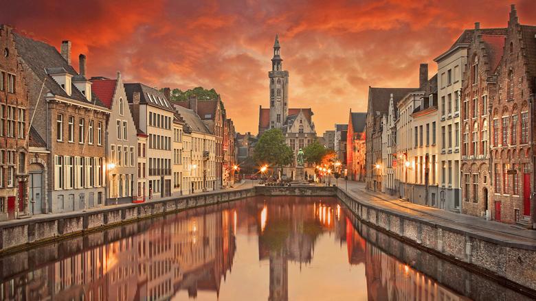 Een droom in Brugge -