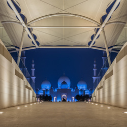 Sheikh Zayed Grand Mosque/Wahat Al Karama