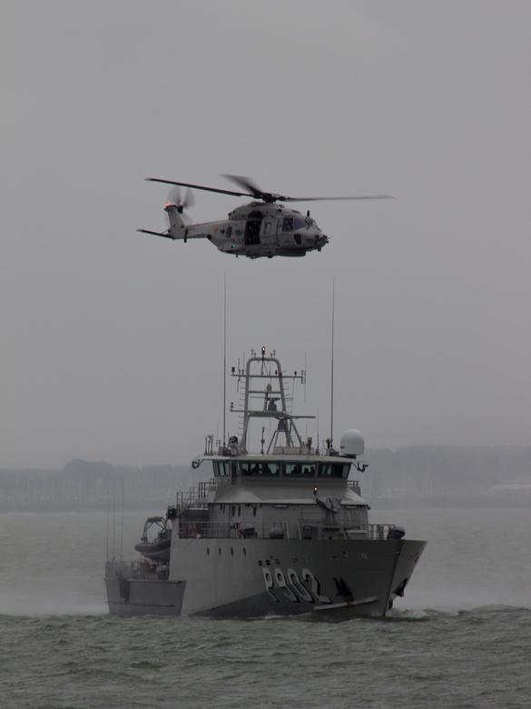 Ready for action - Rescuedag Vlissingen 2016