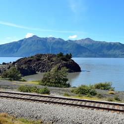 Beluga Lake Alaska, Onderweg naar Kenai