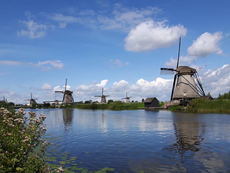 Hollands plaatje.