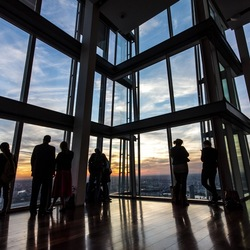 The Shard, het hoogste gebouw van Londen