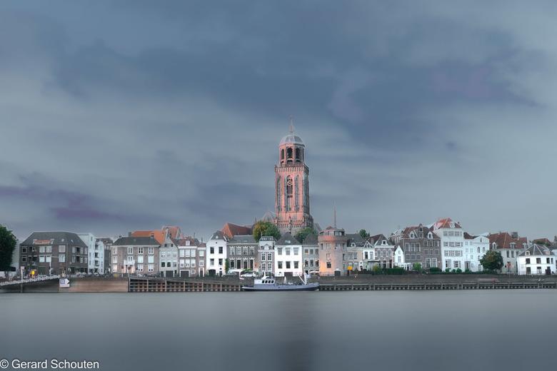 Deventer city -