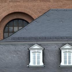Architectuur met lijnen