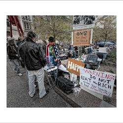 New York - Occupy