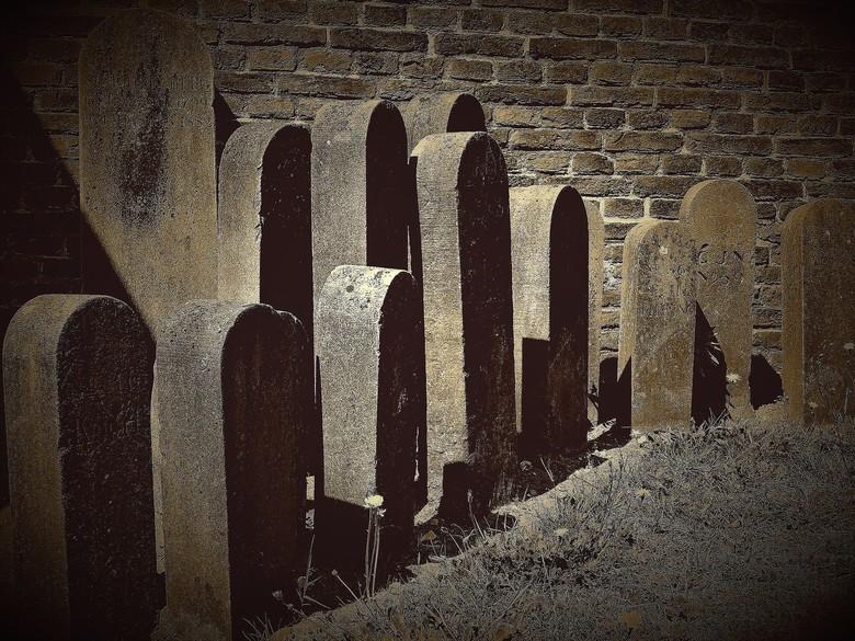 einde na het einde... - Bij de Dorpskerk in De Bilt ligt een kerkhof, dat in 1900 buiten gebruik werd gesteld. Toen telde het 204 graven. Sinds die ti