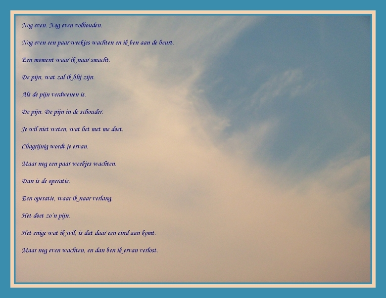 New Gedichten Beterschap Na Operatie UHT-49 | Wofosogo #FW72