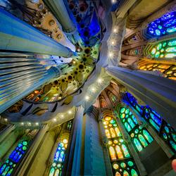 Sagrada Familie - Barcelona, Spanje