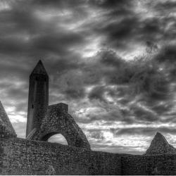 ronde toren Ierland