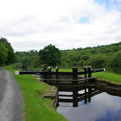 St Mullins Lock Ierland