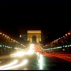 Arc de Triomph Parijs