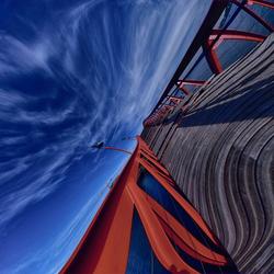 lucht-brug