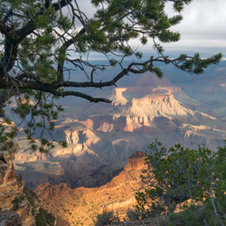 Zonsopkomst Grand Canyon