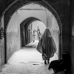 Marokkaans straatbeeld