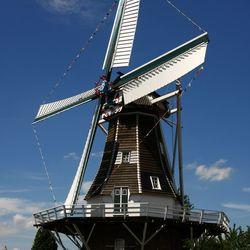 Stel's molen in Harkstede