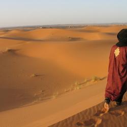 Zandduinen van Erg Chebbi