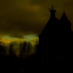 Halloween rond de Burcht