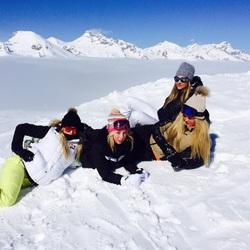 Ski chillings