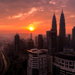 Goodmorning Kuala Lumpur