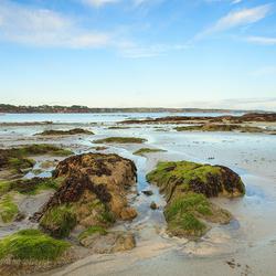 Coast in Bretagne . . .