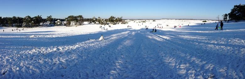 Winter in Nederland - Loonse en Drunense Duinen. In alle seizoenen een plaatje en een genot om rond te lopen. Zeer fotogeniek