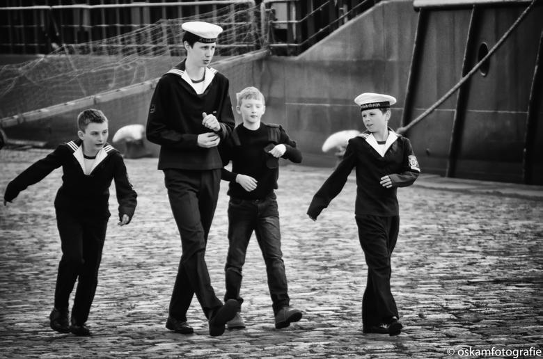 zeekadetten Lloydkwartier