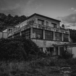Verlaten huis in Saint-Fortunat