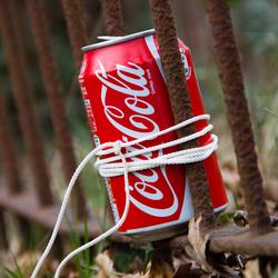 Coke gebonden