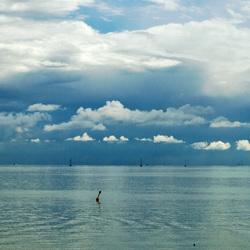 water wolken, wolken water