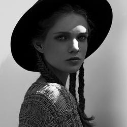 Britt @ Fourteen Model Management