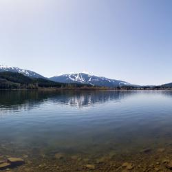 Greenlake, Whistler, BC, Canada