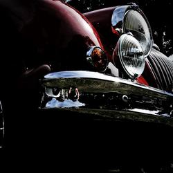 Jaguar xk 150  Red beauty